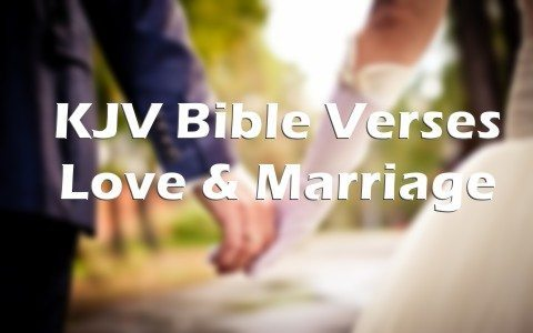 20 bible verses about love and marriage