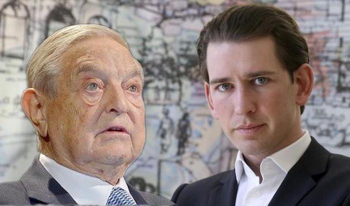 WAR ON NEW WORLD ORDER: Youngest World Leader Bans George Soros's Foundations From Austria