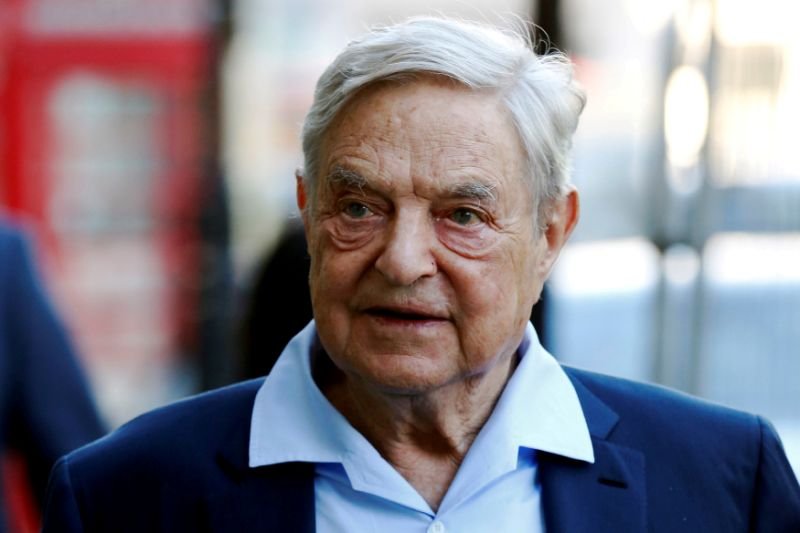 Facebook and Google's 'days are numbered' George Soros