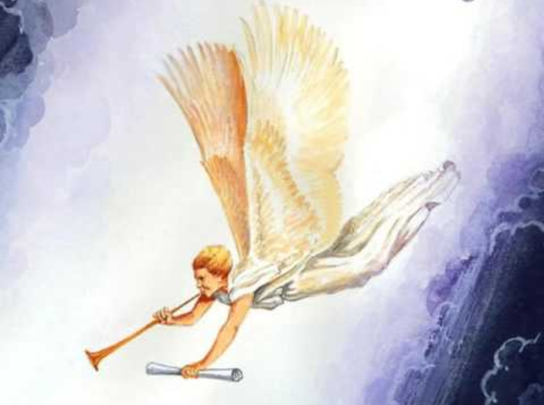 The first Angel's message: God's Judgment Hour Has COME